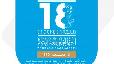 """صورة في يومها العالمي.. حقائق مثيرة عن اللغة العربية """" إنفو"""""""