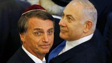 صورة رئيس البرازيل متخوف من نقل السفارة للقدس