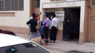 صورة كهرباء عدن تدشن حملة واسعة لفصل التيار عن غير المسددين اليوم