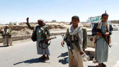 صورة ميليشيا الحـوثي تنهب المؤسسة العامة للاتصالات في الحـديدة