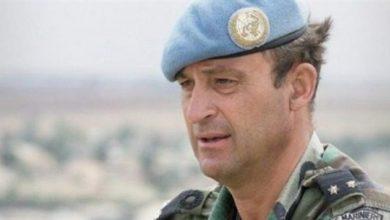 صورة الأمم المتحدة تنفي استقالة الجنرال كاميرت