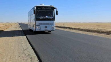 صورة فريق سعودي يتولى إعداد دراسة لتأهيل طريق (مأرب – العبر) الاستراتيجي
