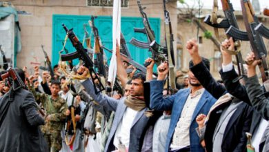 صورة جرائم قتل واعتقالات تعسفية.. وكالة أنباء يمنية توثق جرائم مليشيات الإخوان في مأرب