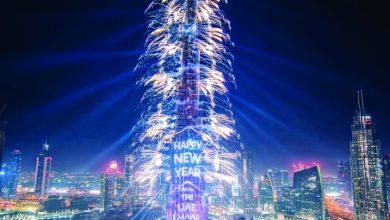 صورة 2019.. احتفالات رأس السنة حول العالم