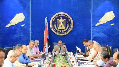 صورة هيئة رئاسة الانتقالي تشيد بانتصارات النخبة الشبوانية وتدعو الجميع لمساندة جهودها