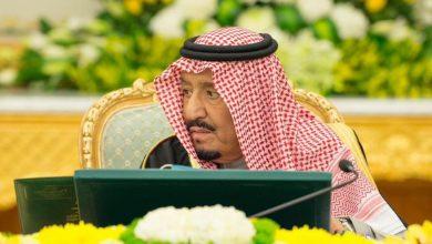 """صورة الملك سلمان يوجه بتمديد """"هوية زائر"""" لليمنيين المقيمين في المملكة"""