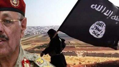 صورة مصدر يمني مسئول : الارهاب في أبين يأتي من مأرب