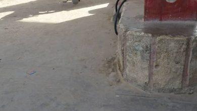 صورة استمرارا لمسلسل الاغتيالات .. مجهولون يطلقون النار على أحد منتسبي كتيبة حضرموت
