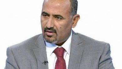 صورة الرئيس الزُبيدي: الشرعية لم تكن حليفا واضحا وصادقا للتحالف العربي