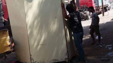 صورة البري : أيادي آثمة تسعى إلى حرمان الأسر المحتاجة بعدن حتى من وجبة عشاءها