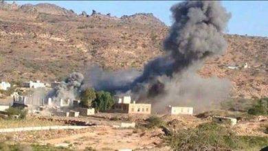 صورة قبائل حجور تكشف خيانة جيش الشرعية لهم وسقوط المنطقة بيد الحوثيين