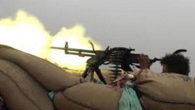 صورة الحزام_الأمني والمقاومة الجنوبية تدمران عتاد وأسلحة الحوثي في الضالع