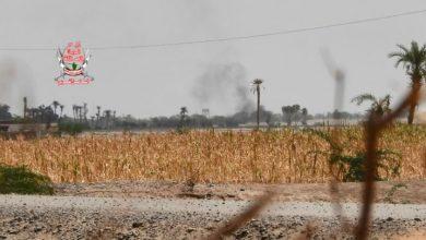 صورة ميليشيات الحوثي تحشد قواتها نحو التحيتا