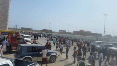 صورة استجابة لمحلي الانتقالي  ابناء سقطرى يواصلون مسيراتهم الغاضبة رفضا لسياسات الإصلاح الإخواني