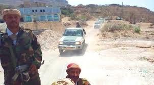 صورة العمالقة والحزام الأمني يحرران مواقع استراتيجية في الضالع