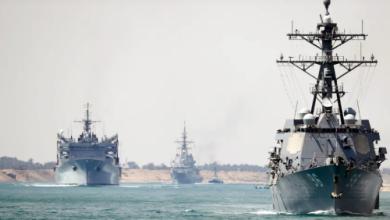صورة واشنطن تجدد عزمها لمواجهة تهديدات إيران بعودة وجودها المكثف في الشرق الأوسط