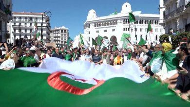 صورة الجزائر.. انطلاق مسيرات تضم آلاف المتظاهرين