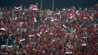 """صورة بعد """"الافتتاح الأسطوري"""".. الداخلية المصرية تشكر جماهير الكرة"""