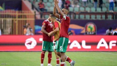 صورة أمم أفريقيا.. ناميبيا تهدي الفوز للمغرب رغم أدائه المخيب