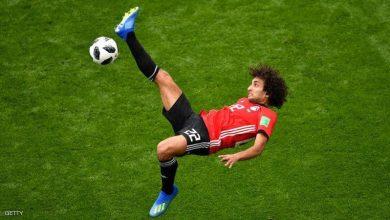 """صورة منتخب مصر يستبعد وردة في """"5 دقائق"""".. واللاعب يرد"""