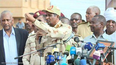"""صورة المجلس العسكري السوداني يدعو لاتفاق شامل ويحذر من """"المندسين"""""""
