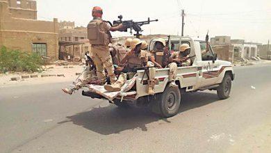 """صورة جهود مستمرة لمواجهة """"القاعدة"""" في أبين"""