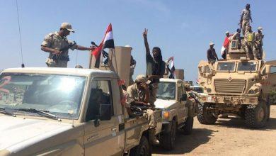 صورة عملية عسكرية واسعة ضد الحوثي في صعدة