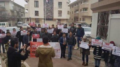 صورة السفارة اليمنية بتركيا تستعين بالشرطة لمنع تظاهرة احتجاجية للطلاب