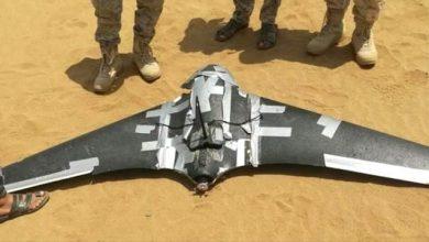 صورة التحـالف يسقط طائرات حوثية تستهدف السعـودية