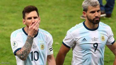 """صورة ميسي يندد بـ""""هراء"""" حكم مباراة البرازيل.. ويطالب بفعل شيء"""