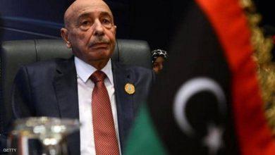 صورة رئيس برلمان ليبيا يعلن النفير العام ردا على تهديدات تركيا