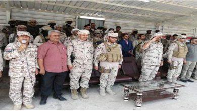 صورة لحج.. الرئيس الزُبيدي يتفقد الجاهزية القتالية والاستعدادات التدريبية لعدد من الوحدات العسكرية
