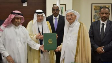 صورة التضامن الإسلامي يوقع اتفاقية لدعم الطلاب المتفوقين من اليمن