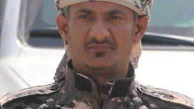 صورة الدبيش يؤكد إستلام خفر السواحل جزيرة زقر من القوات_الإماراتية