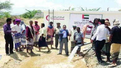 صورة الامـارات :  أهمية كبرى لدعم قطاع المياه