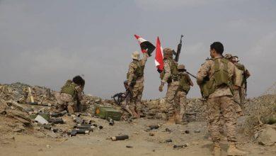 صورة مصرع قيادي حوثي مع مرافقيه في الجوف اليمنية