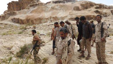 صورة الجيش اليمني يحرّر سلسلة جبلية بمعاقل الحوثي
