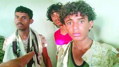 صورة على غرار الحوثي .. قيادات إخوانية تجند الأطفال وتزج بهم في استهداف الجنوب