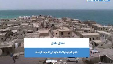 صورة مقتل طفل بلغم للميليشيات الحوثية في الحديدة اليمنية