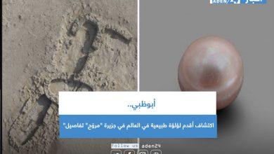 """صورة أبوظبي.. اكتشاف أقدم لؤلؤة طبيعية في العالم في جزيرة """"مروّح"""" تفاصيل"""""""