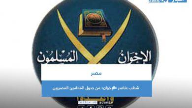 صورة شطب عناصر «الإخوان» من جدول المحامين المصريين