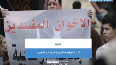 صورة خبير: تركيا تدعم إخوان اليمن وتقربهم من الحوثيين
