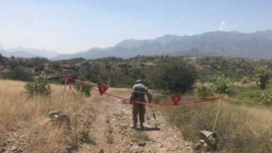صورة هدوء حذر يخيم على جبهات شمال وغرب الضالع