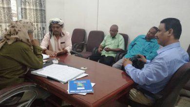 صورة محافظ أبين يعرقل عمل اللجنة المجتمعية لتقصي حقائق الفساد في مستشفى زنجبار