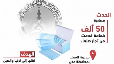 صورة إنفوجرافيك | إخوان اليمن .. سرقة في زمن الكورونا