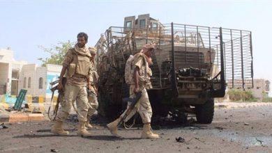 صورة أبين .. مقتل جنديين بكمين لتنظيم القاعدة في لودر