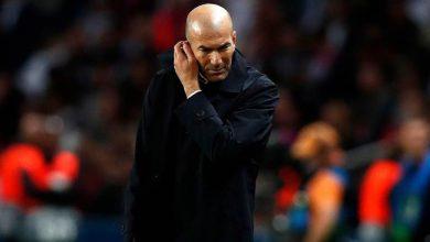 صورة ماذا قال زيدان بعد هزيمة فريقه؟