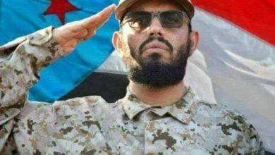 صورة نائب الرئيس لن تدخلوا عدن غزاة ونحن أحياء