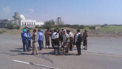 صورة مليشيات الحوثي تستهدف نقطة مراقبة أممية في الحديدة اليمنية