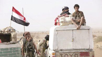 """صورة مليشيا الإخوان الإرهابية تقتحم مخيم اللاجئين شرقي عتق وتقتادهم إلى مأرب اليمنية"""" تفاصيل"""""""